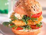 Vegetarischer Burger Rezept