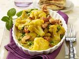 Vegetarisches Blumenkohl-Curry Rezept