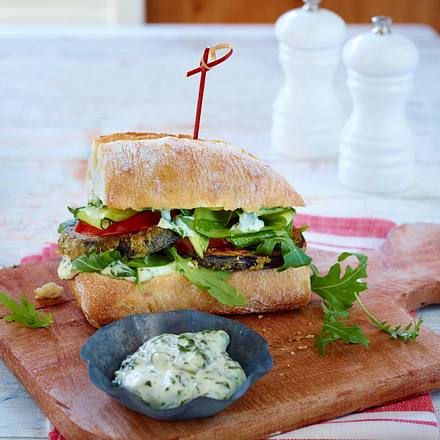 Veggi-Burger Rezept