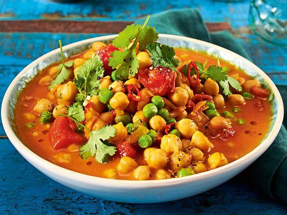 """Veggie-Curry """"Dagobert lässt grüßen"""" Rezept"""