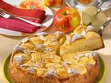 Versunkener Apfelkuchen Rezept