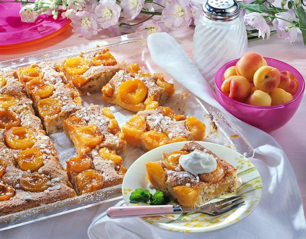 Versunkener Marillenkuchen Rezept