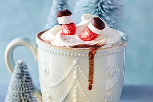 Versunkener Santa Rezept