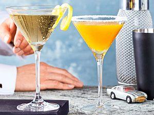Vesper-Martini Rezept