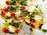 Viertelstündchen-Ofenfrittata Rezept
