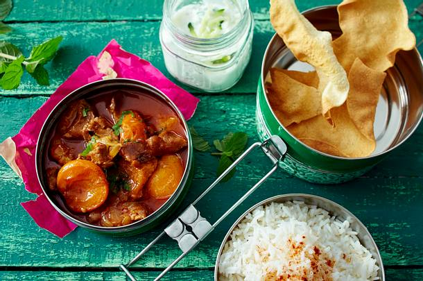 Vindaloo-Curry Rezept