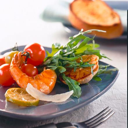 Vitaminreicher Salat Rezept