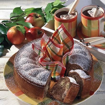 Vollkorn-Apfelkuchen Rezept