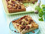 Vollkorn-Tarte mit Sauerkraut und Hackfleisch Rezept