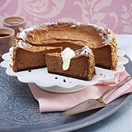 Vollmilch-Schokoladen-Torte Rezept