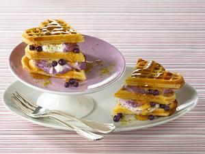 Waffel-Pancakes Rezept