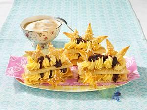 Waldfrucht-Friesenschnitten Rezept