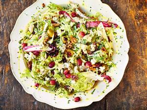 Waldorfsalat mit gerösteten Trauben Rezept