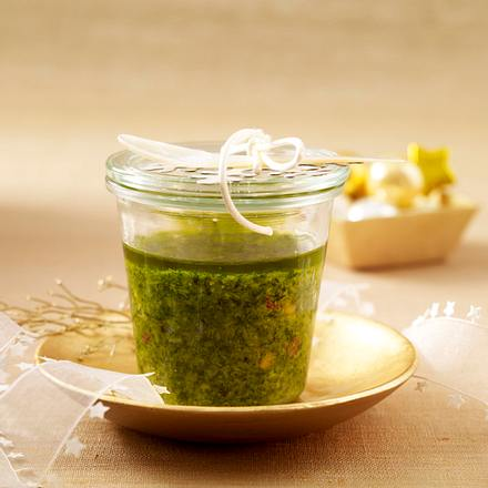 Walnuss-Chili-Pesto Rezept