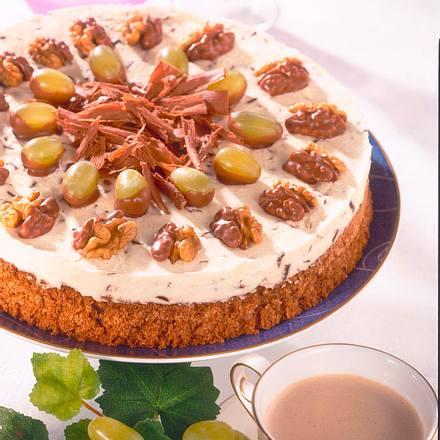 Walnuss-Schoko-Torte Rezept