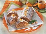 Walnuss-Zucchini-Rehrücken (Diabetiker) Rezept