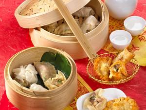 Wan Tan - gedämpft & frittiert Rezept