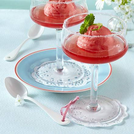 Wassermelonen-Sorbet Rezept