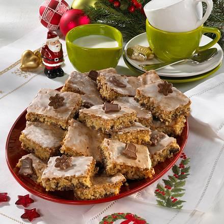 weihnachtlicher gew rzkuchen vom blech rezept chefkoch. Black Bedroom Furniture Sets. Home Design Ideas