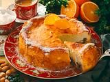 Weihnachtlicher Käsekuchen Rezept