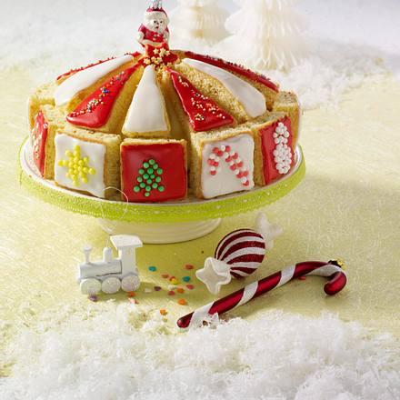 Weihnachtliches Märchenzelt Rezept