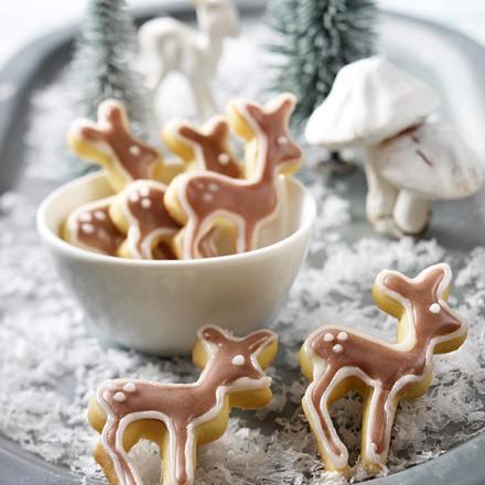 Weihnachts-Bambi Rezept