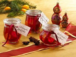 Weihnachts-Konfitüre Rezept