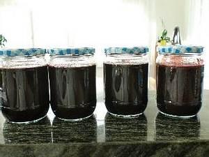 Weihnachts-Konfitüre (Marmelade) Rezept