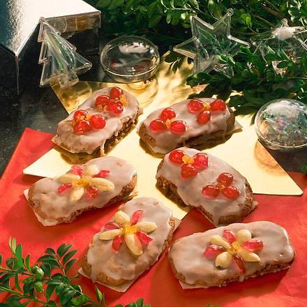 Weihnachtslebkuchen Rezept
