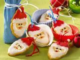 Weihnachtsmann-Kekse Rezept
