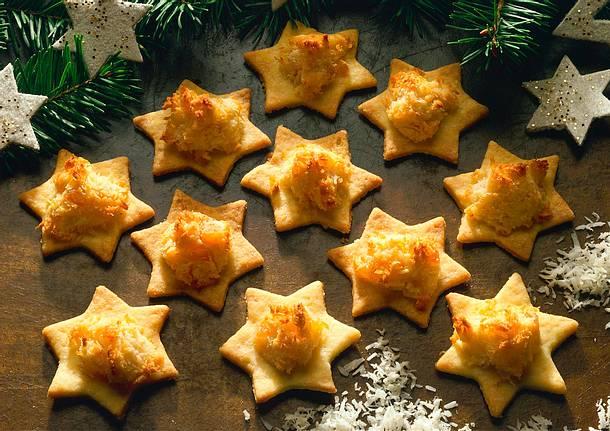 Weihnachtssterne Rezept