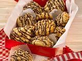 Weiße Knuspercookies Rezept