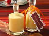 Weißer Schokoladen-Orangen-Likör Rezept