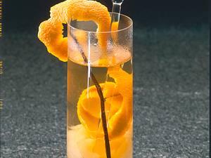 Weißwein-Punsch mit Ingwer und Ananas Rezept