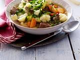 Welsh Cawl (Waliser Eintopf mit Rindfleisch) Rezept