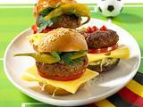 Weltmeister-Burger Rezept