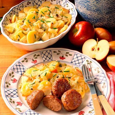 Wendischer Kartoffelsalat Rezept