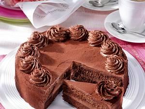 Whisky-Trüffel-Torte Rezept