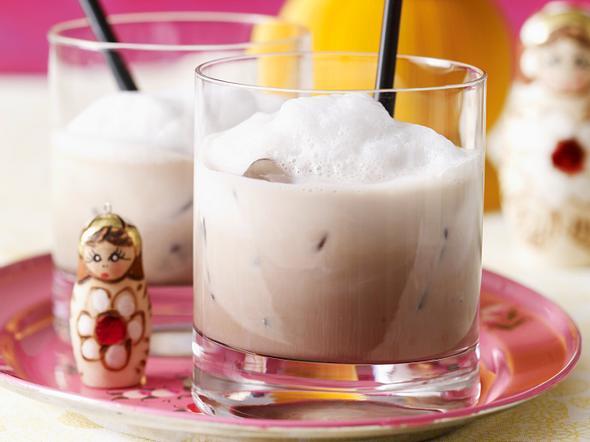 White Russian mit Schaum Rezept