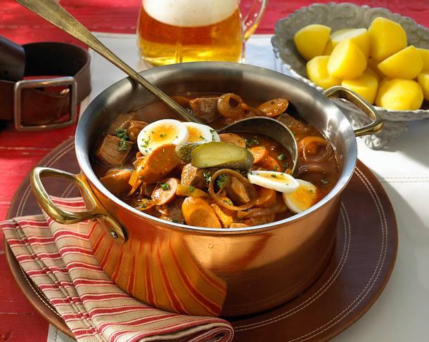 Wiener Fiaker-Gulasch Rezept