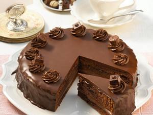 Wiener Kaffeehaus-Torte Rezept