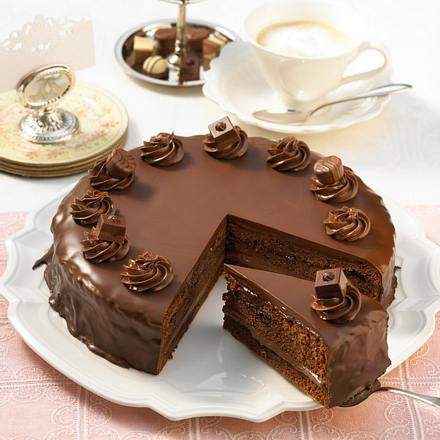 Wiener-Kaffeehaus-Torte Rezept