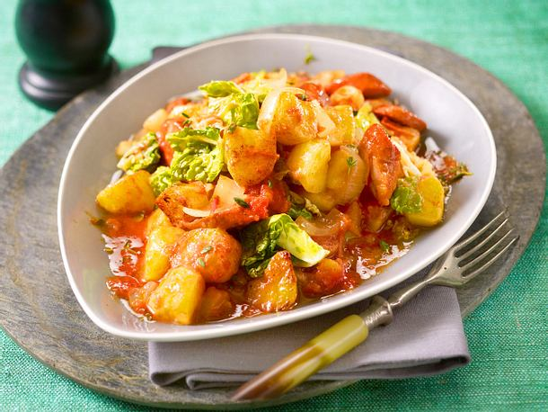 Wiener Kartoffel-Gulasch Rezept
