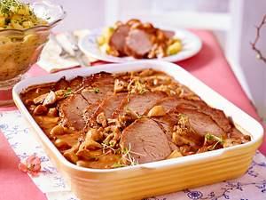 Wiener Rahmbraten vom Kalb Rezept