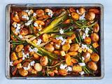 """Wimmelblech """"unser kleiner Gemüsegarten"""" Rezept"""