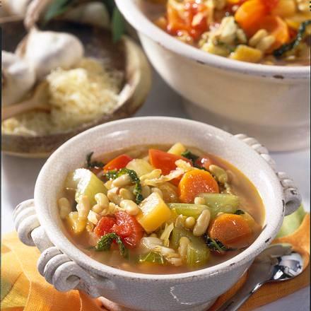 Winterliche Gemüsesuppe Rezept