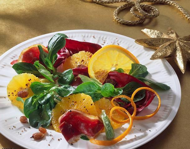 Winterlicher Salat Rezept