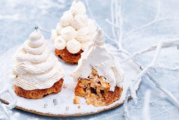 Winterwipfel-Stollenmuffins Rezept