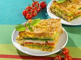 Wirsing-Lasagne mit Hähnchen Rezept