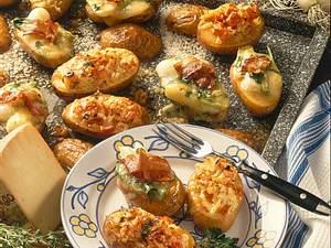 Würzige Blechkartoffeln Rezept